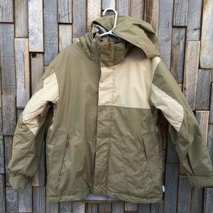 Columbia boys winter coat jacket convert 8 youth